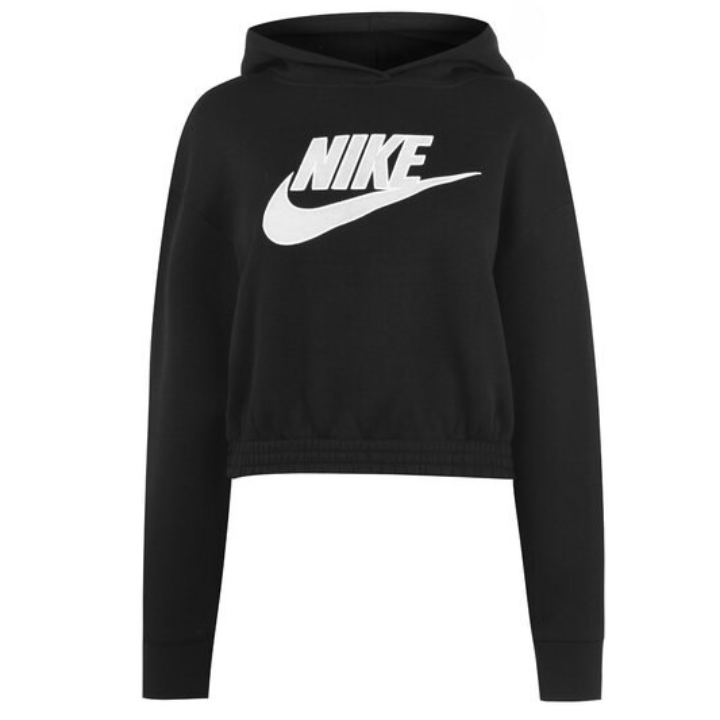 Sportswear Icon Clash Fleece Hoodie Ladies