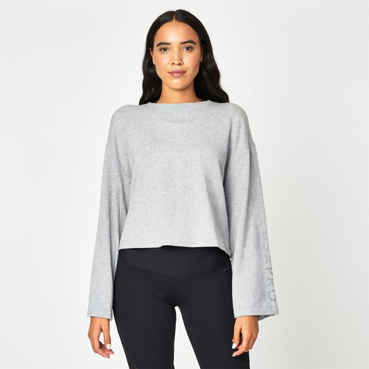 Pro Tie Back Sweatshirt