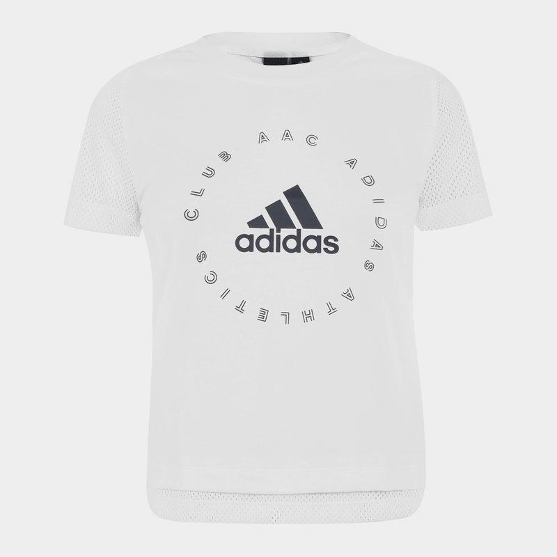 Athletics Club T Shirt Ladies
