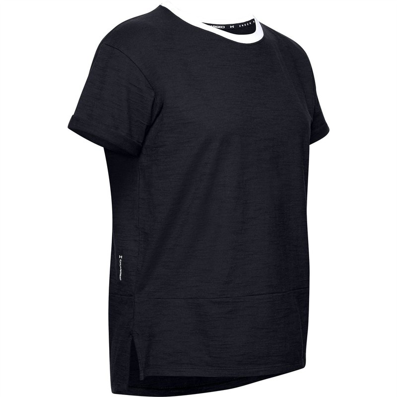 Charged Cotton T Shirt Womens