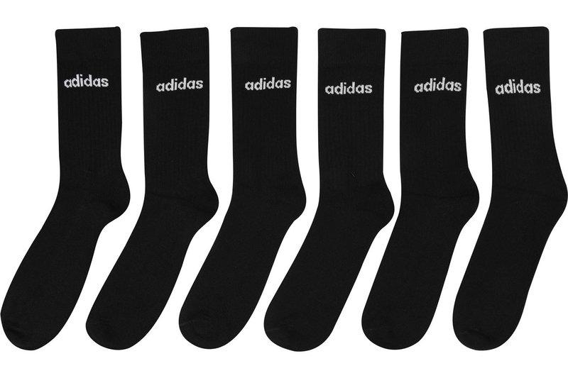 6 Pack Socks Mens