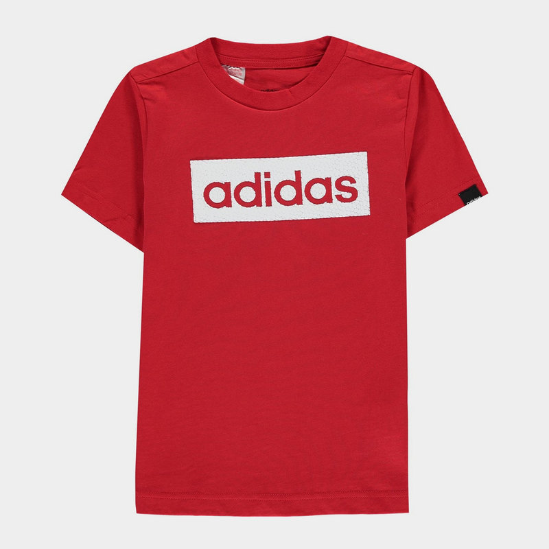 Boost T Shirt Junior Boys