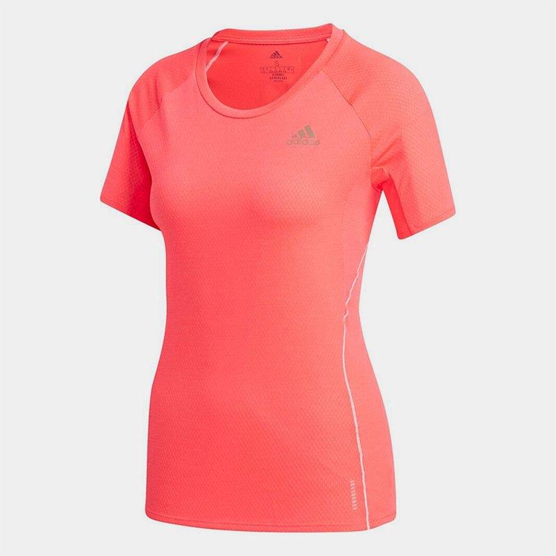 Womens Primegreen Adi Runner T Shirt