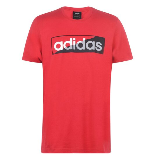 Linear Rip Mens T shirt