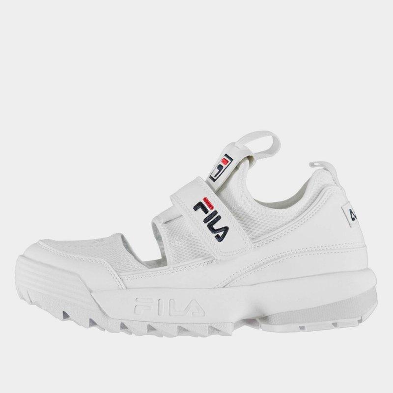 Disruptor Ladies Half Sandals