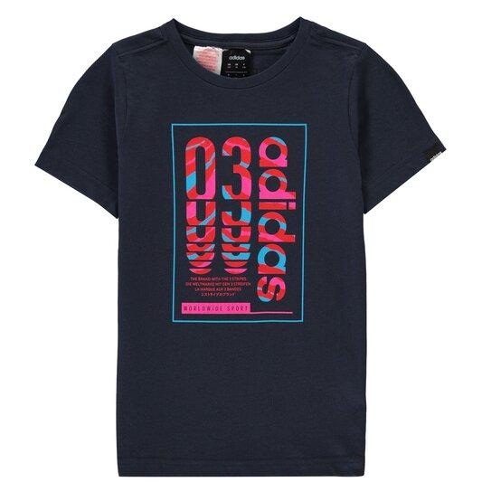 Box 03 QT T Shirt Junior Boys