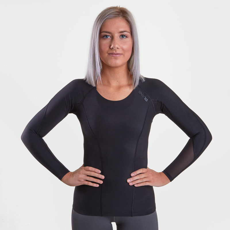 SKINS Baselayer L/S Top Womens