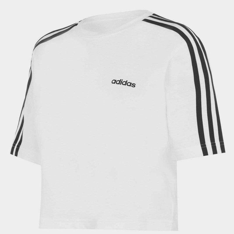 3S Crop T Shirt Womens