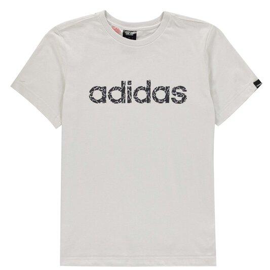 Shoes Logo T Shirt Junior Boys