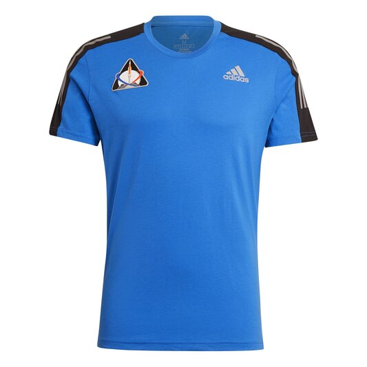 Space Race Running Top Mens