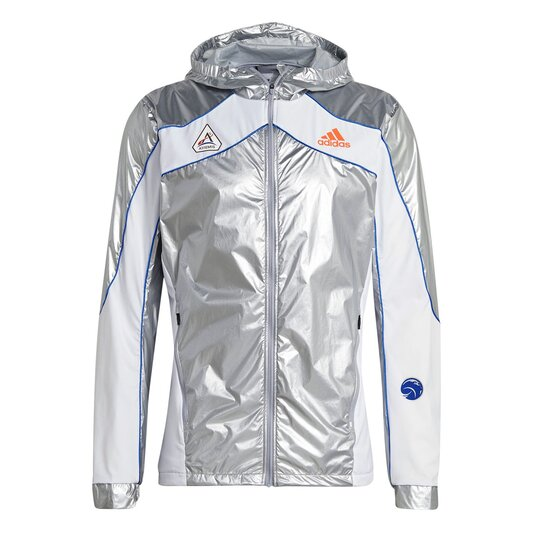Space Race Running Jacket Mens