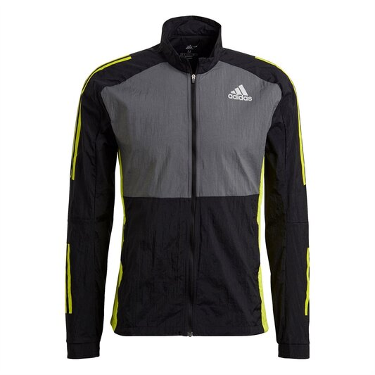 Own The Run Track Jacket Mens