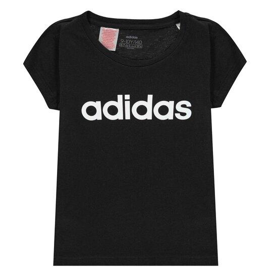 Girls Essentials Linear T Shirt