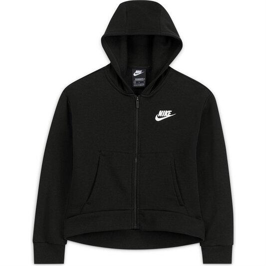 Sportswear Full Zip Hoodie Junior Girls