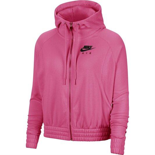 Air Full Zip Fleece Hoodie Ladies