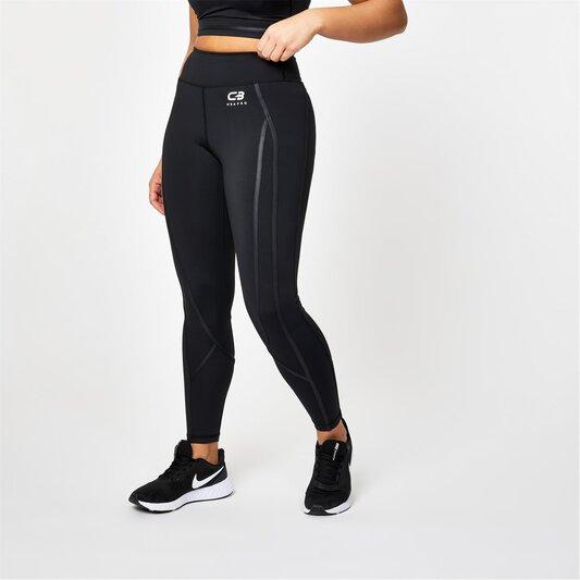 The Courtney Black Sports Leggings