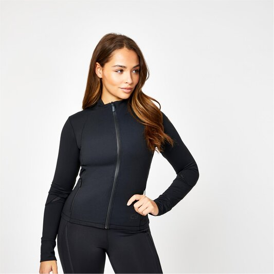 X Courtney Black Fitted Sports Jacket