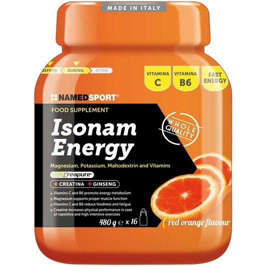 Isonam Energy Drink   480g