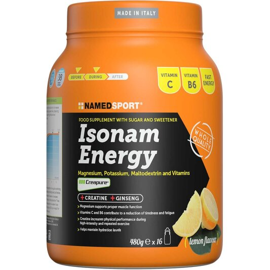 Isonam Energy Drink   480g