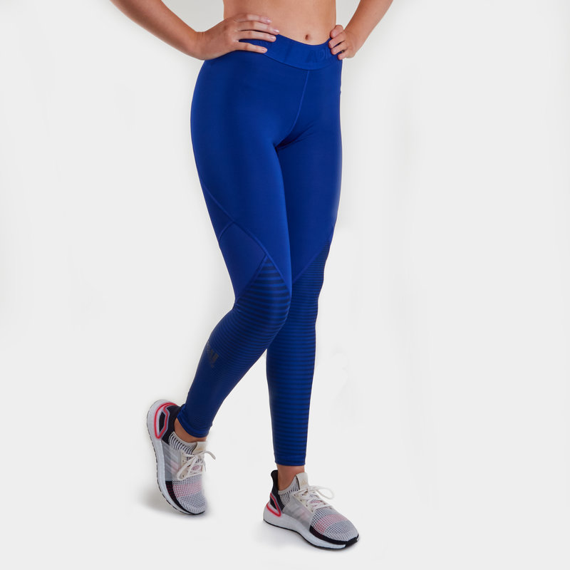 Alphaskin Sport Ladies Long Printed Tights