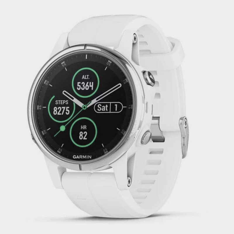 fenix 5S Plus Sapphire GPS Watch