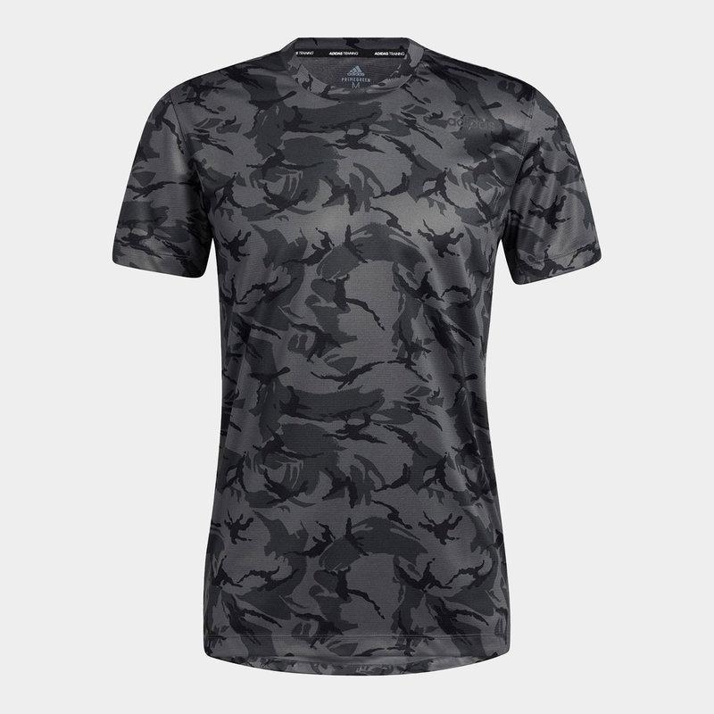 3B Camo T Shirt Mens