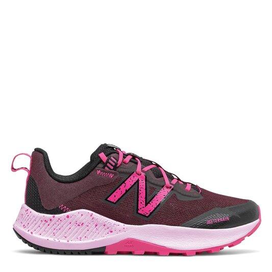DynaSoft Nitrel v4 Kids Trail Running Shoes