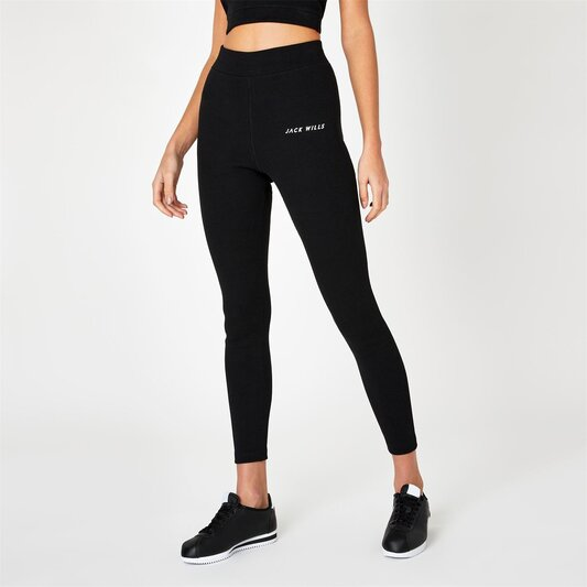 Active Seamless Ribbed High Waisted Leggings