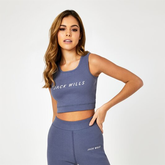 Active Seamless Ribbed Sports Bra