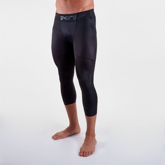 DNAmic Three Quarter Base Layer Tights Mens