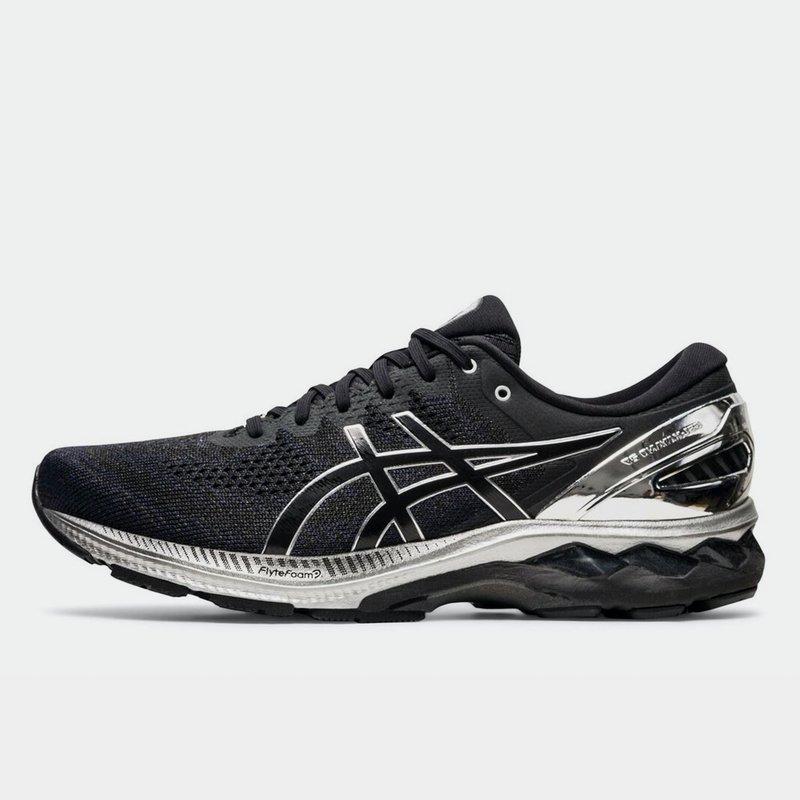 Gel Kayano 27 Platinum Mens Running Shoes