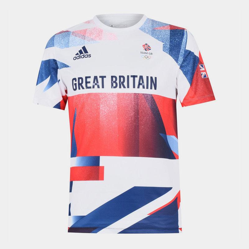 Team GB Heat.Rdy T-Shirt