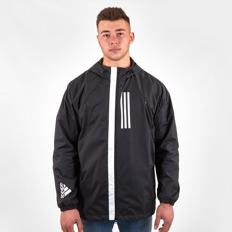 Fleece Lined Wind Jacket