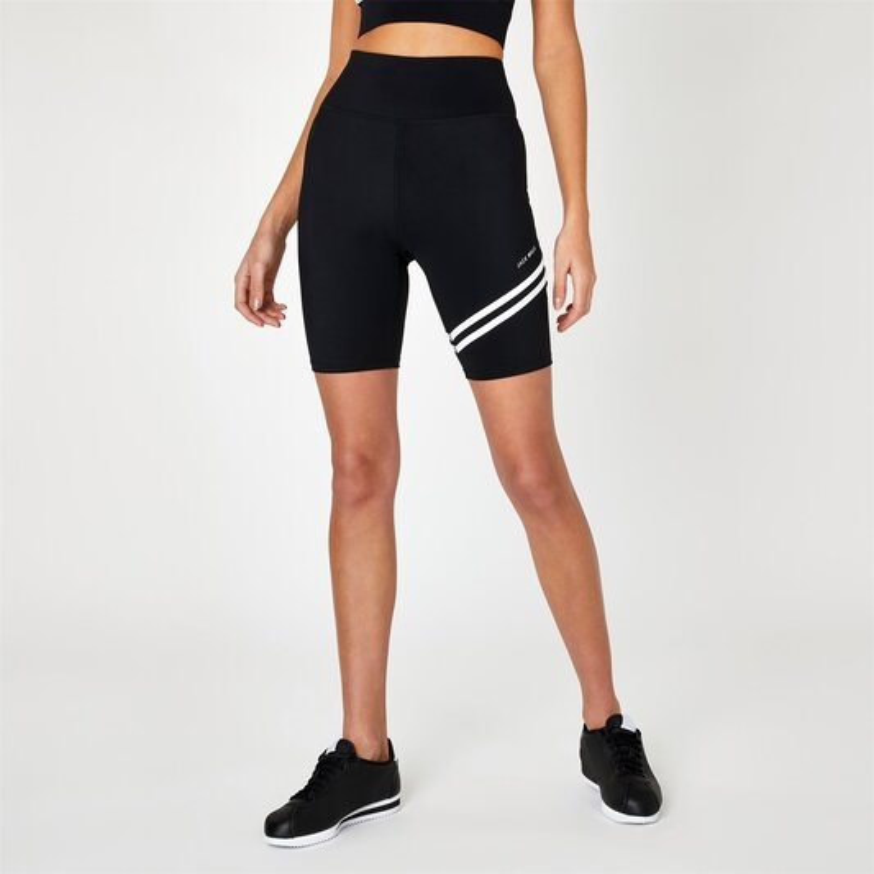 Active Stripe Cycling Shorts