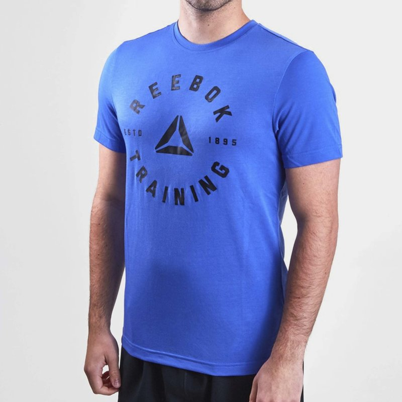 Short Sleeve Logo T Shirt Mens