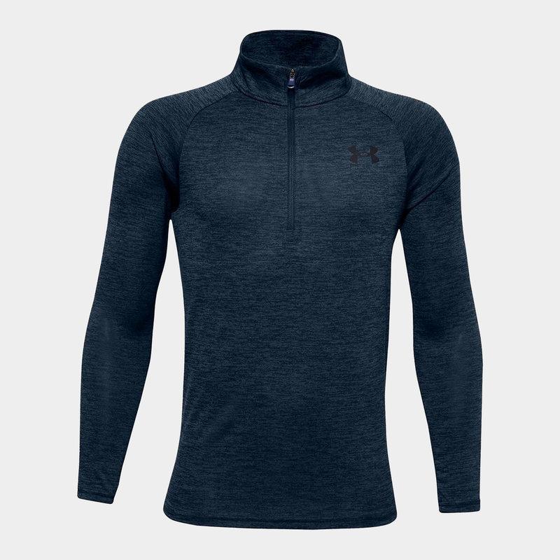 2.0  half  Zip Sweatshirt