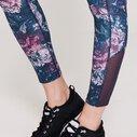 Mid Rise Leggings