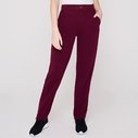Open Hem Jogging Pants Ladies