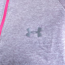 Armour Tech Tracksuit Top Ladies