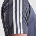 D2M 3 Stripe Core Training T-Shirt