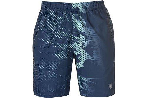 7inch Print Shorts Mens