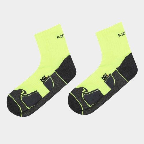 Dri Skin 2 Pack Running Socks Mens