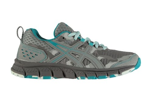 Gel Scram Ladies Trail Running Shoes