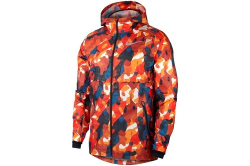 the best attitude f850b 06567 Shield Ghost Flash Running Jacket Mens
