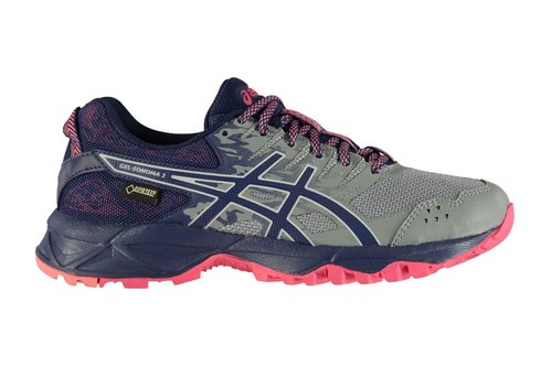 Sonoma 3 GTX Ladies Trail Running Shoes