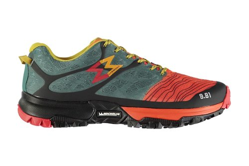 Grid Running Shoes Mens