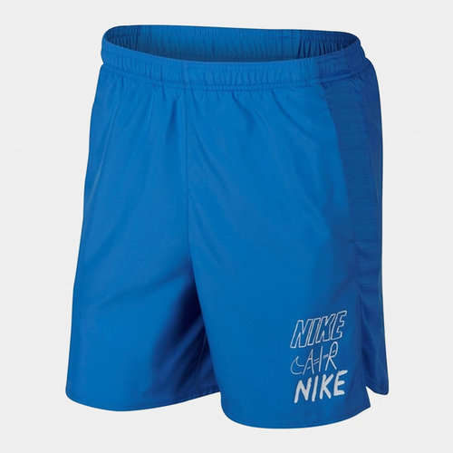 Air Challenger Graphic Shorts Mens