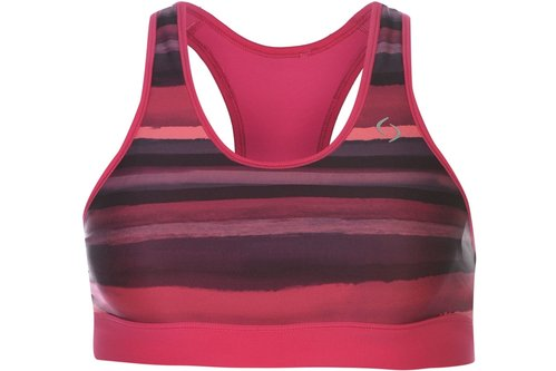 Comfort Sureshot Racer Sports Bra Ladies