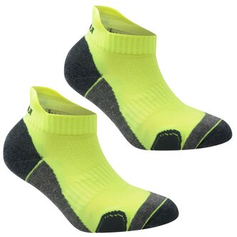 2 Pack Running Socks Junior