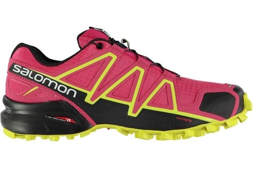 Speedcross 4 Ladies Running Shoes